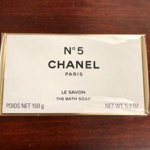 No5 CHANEL BATH SOAP